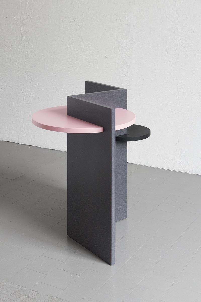 Martin Rinderknecht – design consulting, Sebastian Marbacher, Partial eclipse, 2016